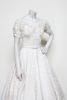 Vintage 1950s wedding dress from Velvetyogurt